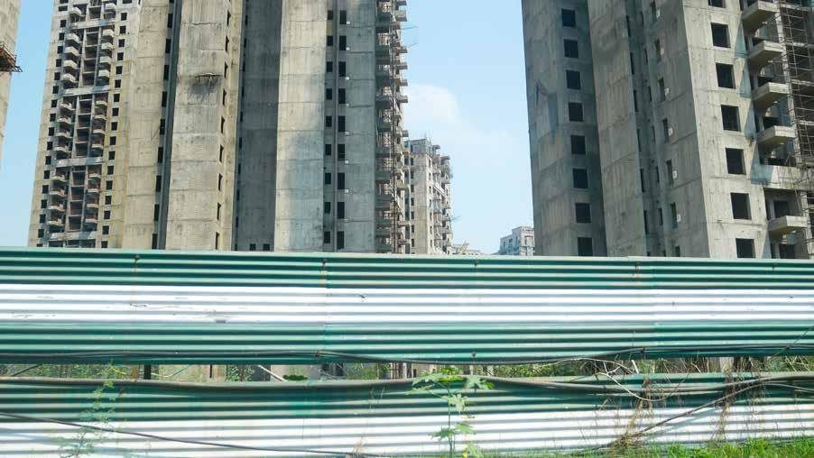 Like Pinkstone Colony, it focuses on the new construction sites built nowadays and their proximate