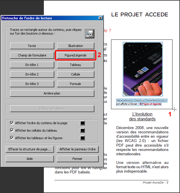 Manipulations : Page 3 du support d exercices (support-exercices-balise.