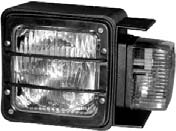 M014642, M035576 Phare avant droit Right front lamp 42/1924-1 M026449 Grille / Grid 42/1919-80 M0401 Verre / Glass 42/19-83 M020074 Feux clignotant Droit Right