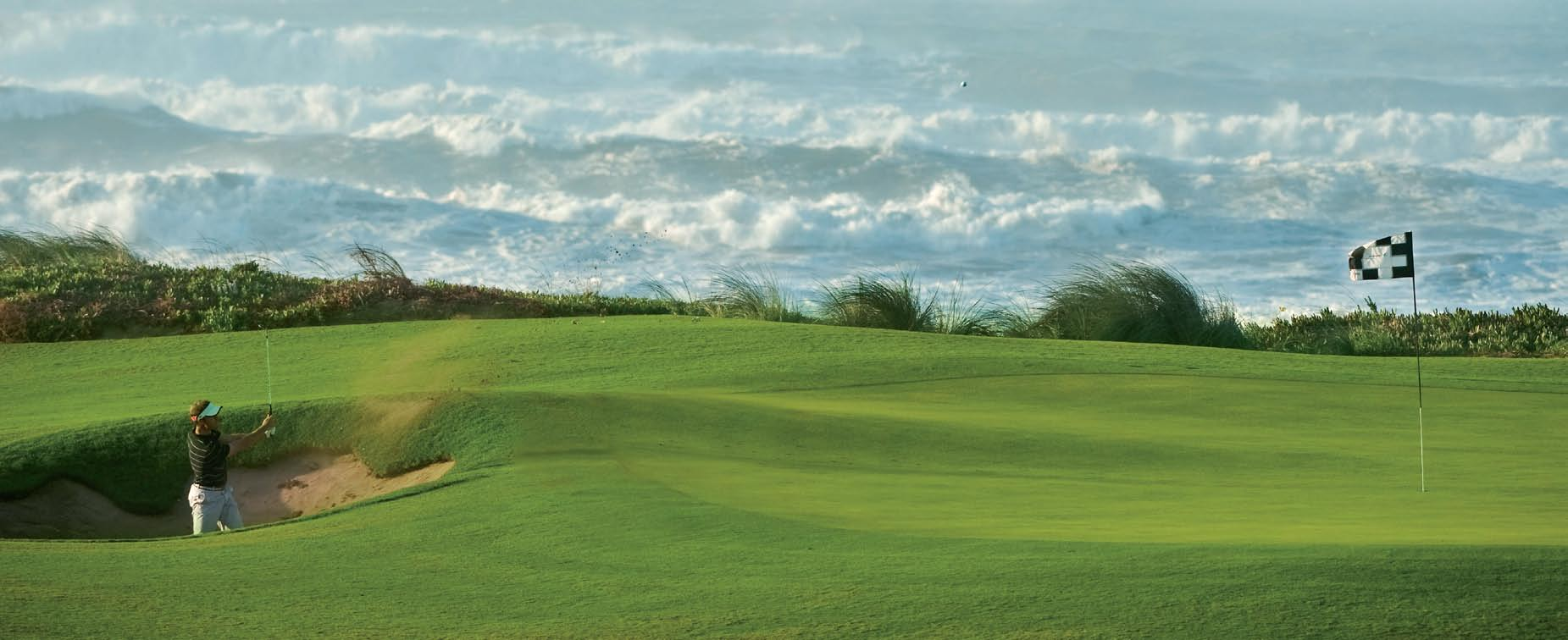 Golf Academy: discovery and performance For beginners and for advanced players, the Mazagan Golf Club Academy adapts its