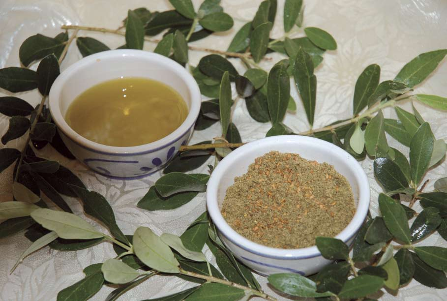 Thyme / Thym (Za tar) Thyme is marketed for the benefit of Anzah Women s Cooperative in Jenin city.