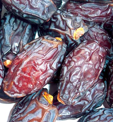 Dates (Medjoul) The Fair Trade Department markets the Medjoul dates, the finest kind of dates, which comes from Palestinian farmers in the Jordan Valley.