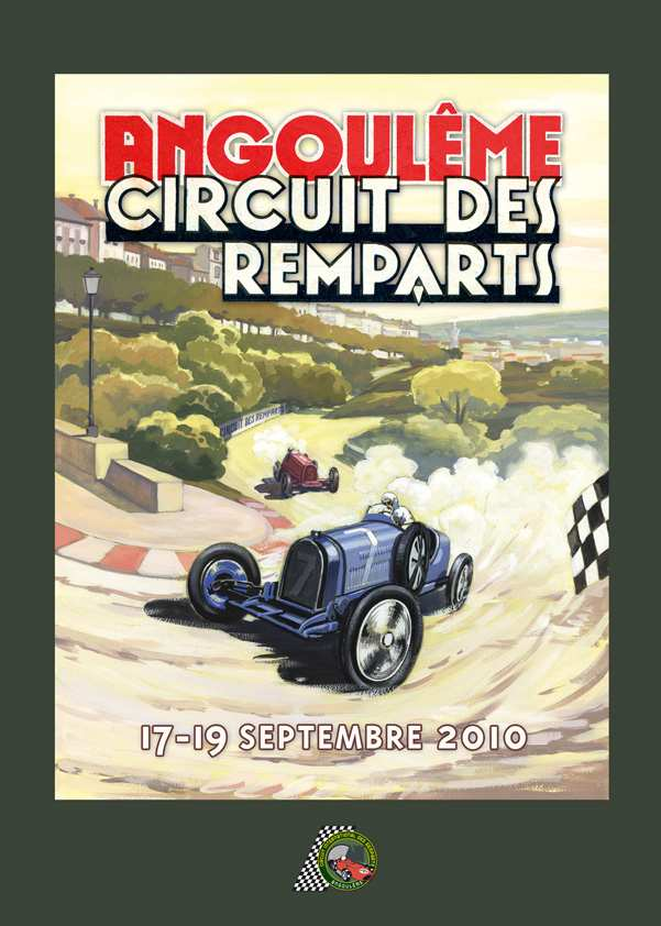 Dossier de presse Circuit International des Remparts d Angoulême 2010 17,18 & 19 septembre 2010