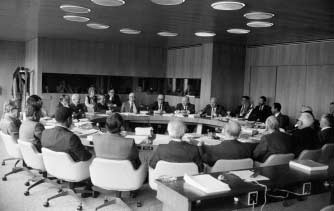 The ILO Committee of Experts in pictures (1969-1992) CEACR, 43rd session, Geneva, 15-28 March 1973 Chairperson: