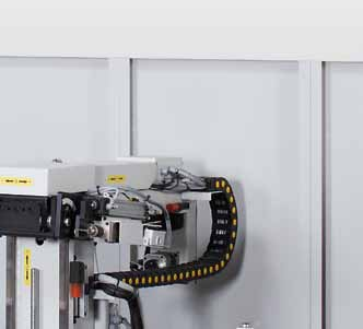 The new ALFA NC milling machine with 3 axes has been developed with following high technical solutions: interpolated axes