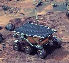 Example: Sojourner The Sojourner rover was the second space exploration rover to successfully reach another planet, and the first to actually be deployed on another planet.