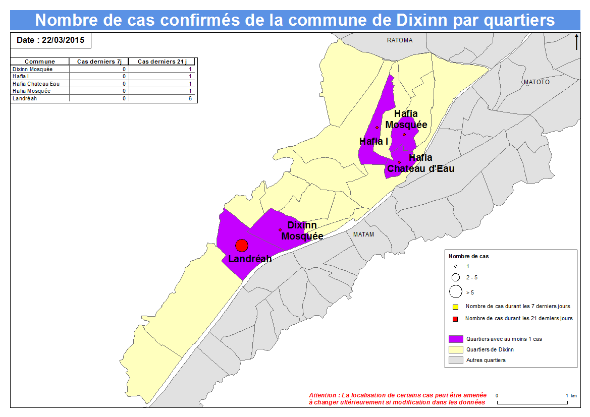 1_14 2_14 3_14 4_14 5_14 6_14 7_14 8_14 9_14 1_14 11_14 2_14 3_14 4_14 5_14 1 Nombre de cas Indicateurs par commune : Dixinn a.