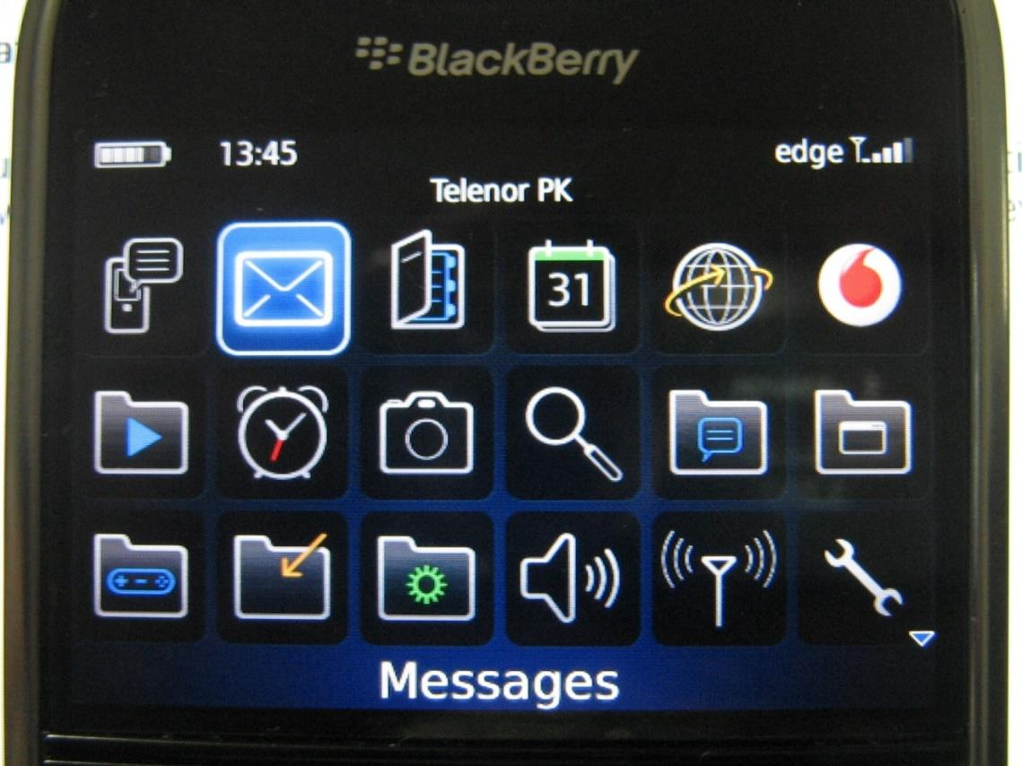 BlackBerry BlackBerry OS constitue le système d exploitation professionnel par excellence.