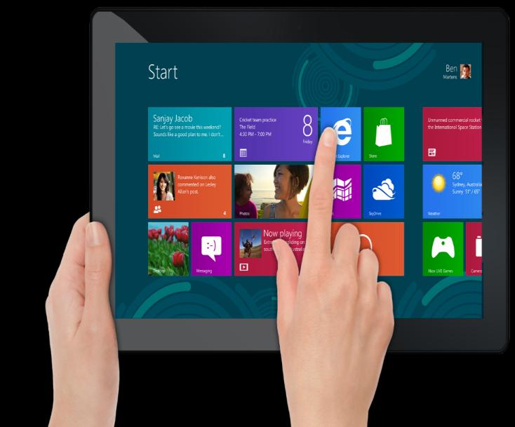 Windows 8: une