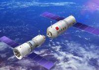 Tiangong Mission Progress 29 Sep. 2011: Tiangong 1 launched onboard Changzheng 2F-T1 vehicle 360km near circular orbit Controlled descent to a 343km near-circular orbit under atmospheric drag 30 Oct.