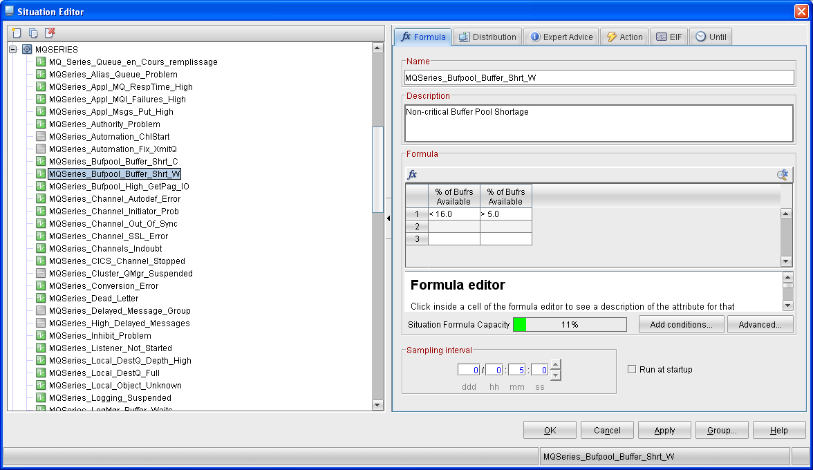 Information center message broker v7