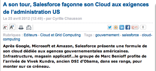 Computing SalesForce: Fondé en