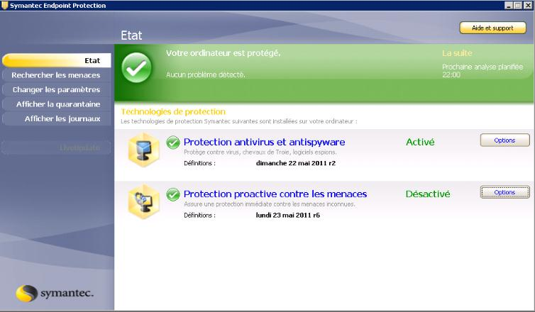 Voici l interface