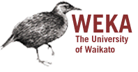 Data Mining Waikato Environment for Knowledge Analysis (WEKA) WEKA est une collection d'algorithmes pour les taches de Data Mining.