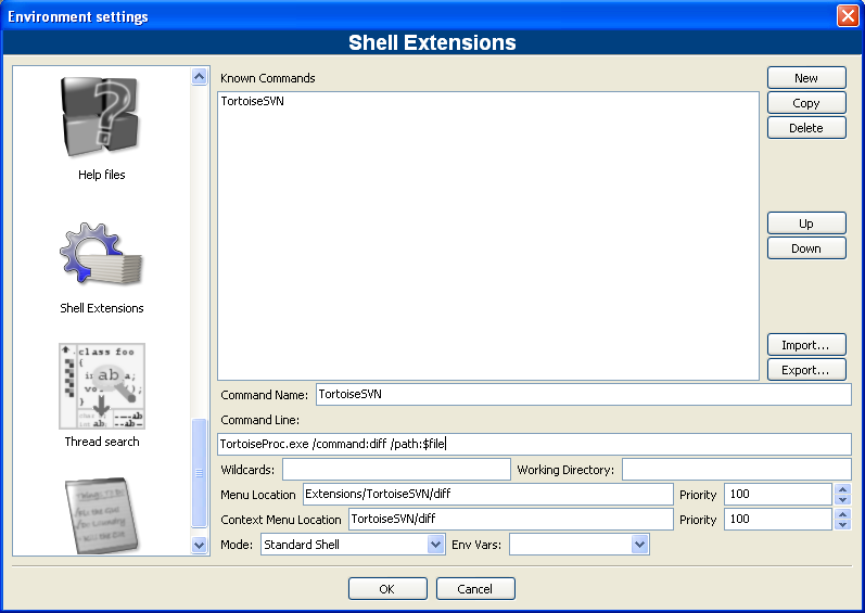 2.7 Extensions FileManager et PowerShell Figure 2.