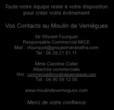 com Tel : 06 29 21 51 11 Mme Caroline Collet Attachée commerciale Mail :
