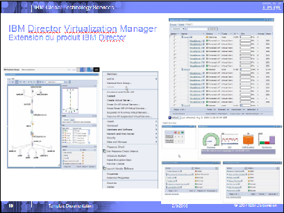 IBM Director Virtualization Manager (v1.