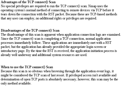 Scan TCP