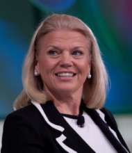Informations pratiques IBM company Logo : Direction : Gini Rometty (2012 maintenant)