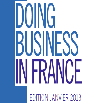 ANNEXE 15 : EXTRAIT DU CATALOGUE RECENSANT LES DOCUMENTS ESSENTIELS DE TEAMLY ARGUMENTAIRE FRANCE Nom du document : Doing business France, Edition Janvier 2013 EN Lien : http://teamly.lyon.cci.