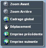 Widgets personnalisables Une interface