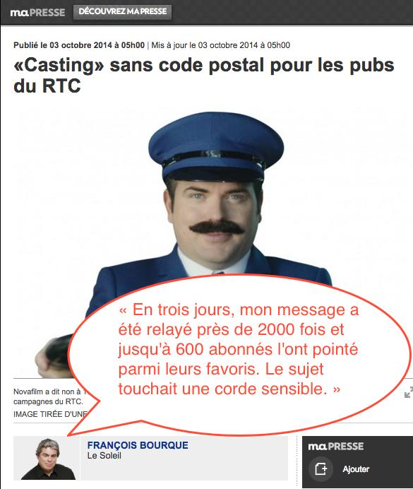 Exemple d intoxication