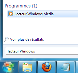 Installation du lecteur Windows Media et du Media Center Il y a de fortes chances pour que le lecteur Windows Media et le Media Center soient déjà installés sur votre ordinateur, auquel cas cette