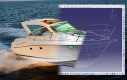 Courtesy of Seaway Courtesy of Beneteau Small Yacht Builders Production in serie Composite