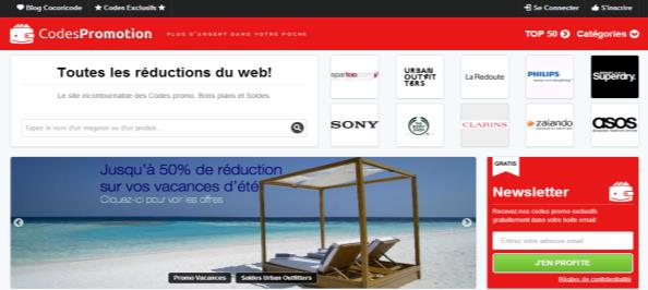 EXPOSITIONS SUR LE SITE TOP 50 ou TOP CATEGORIES!