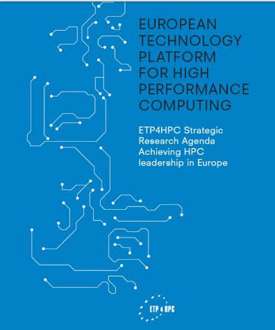 "High Performance Computing Key EU developments in 2012-2013 Communication from the EC: ""High-Performance Computing: Europe's place in a global race"" (2012) Council Conclusions on High-Performance"