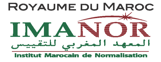 REGLES GENERALES DE CERTIFICATION HACCP Date d application 1 er Mars 2012 Angle Avenue Kamal Zebdi et rue