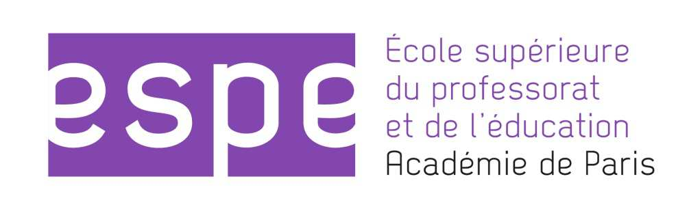 2014-2015 MASTER «METIERS DE L ENSEIGNEMENT, DE L EDUCATION ET DE LA FORMATION» MENTION 1 ER DEGRE LIVRET DE