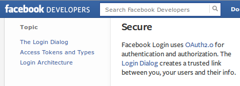 Oauth 2.