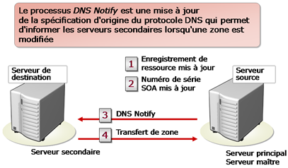 19 Fonctionnement DNS Notify 2.