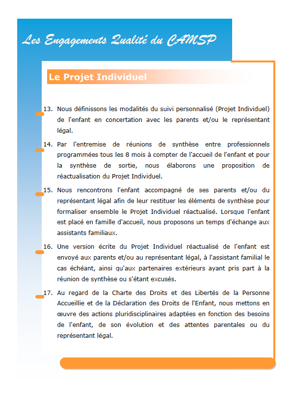 Rapport d évaluation interne