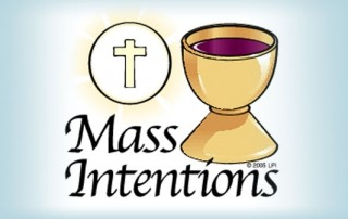 Saturday, March 7,2015 First Saturday, BVM & Saints Perpetua & Felicity, Martyrs 5:00pm Private Intention (Thanksgiving) Sunday, March 8,2015 Third Sunday of Lent 7:30am Philomene Bazile Balin