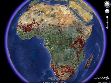 FOREST LANDSCAPE AFRICA FOREST LOSS IN AFRICA Area (1 000 ha) Annual change (1 000 ha) Sub-region Central Africa 2000 2010 1990 2000 2000 2010 268 214 261 455 254 854-676 -660 East Africa 88 865 81