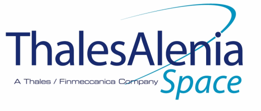 Aknowledgements THALES ALENIA SPACE MTG-FCI Detection and instrument Teams would like to thank EUROPEAN SPACE AGENCY, MTG program, for their support in the MTG detection chain development phase.