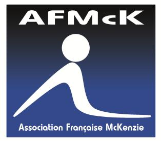 MERCI DE VOTRE ATTENTION! POUR PLUS D INFO www.mckenzie.fr (site de l Institut Français) www.afmck.fr (site de l association nationale de praticiens) Sagi G.