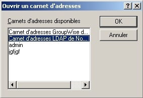 Support Groupwise 6.0/6.