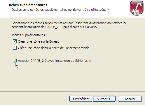 CARPE (Documentation Informatique) 4 Figure 2.