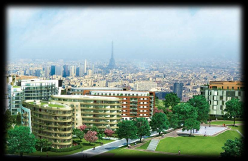 Bouygues Immobilier : ongoing projects Issy-les-Moulineaux (near