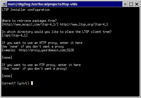 LTSP Linux Terminal Server Project v4.1 Figure 2 2.