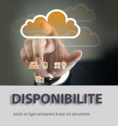 garantit : CONSERVATION DURABLE DES DOCUMENTS ELECTRONIQUES INTEGRITE