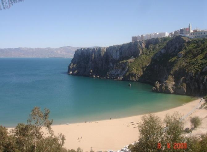 Al Hoceima Bay Port Al
