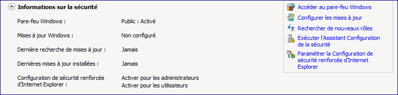 pdf Outils d administration On va dans : Outils d administration Gestionnaire de serveurs Gestionnaire de serveur Gestionnaire de serveurs