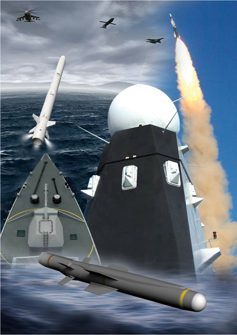for Destroyers Future Local Area Air Defence System for Frigates