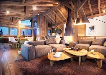 Chalet ANCOLIE Delivered end of November Cimalpes COURCHEVEL Tél: +33 4 79 00 1850 Fax: +33 4 79 00 1805 Email: courchevel@cimalpes.