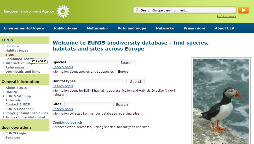 Developing and maintaining European Standards: Using Taxonomic name Services for species - the status, improvements and governance EUNIS habitat classification: Sabine Roscher, ETC-BD - Au niveau des