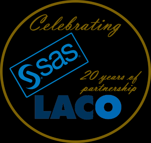 About LACO Strong expertise in Business Intelligence & Application Development + 150 consultants + 2500